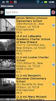 Screenshot of NOLA Parent's Guide
