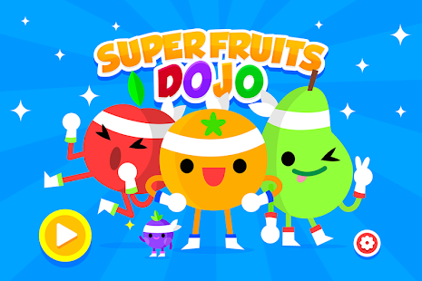 Super Fruits Dojo - screenshot