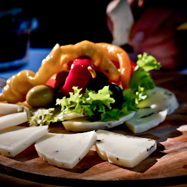 cheeses  by Stefan Mihailovic - Food & Drink Plated Food ( foods, food, tradition, croatia, traditional,  )