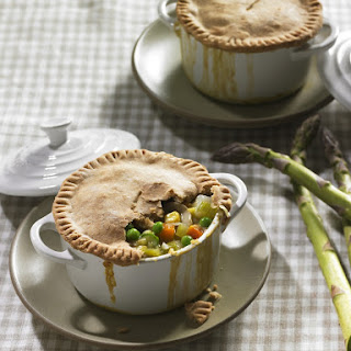 Vegetable Pot Pies