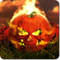 Halloween Pumpkin Live Wallp. icon