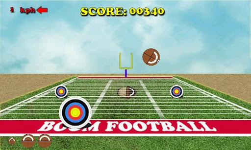 Boom Football Challenge