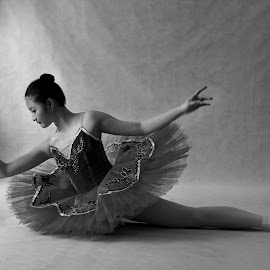 Ballerina B&W by Kenjiez Lee - Sports & Fitness Other Sports