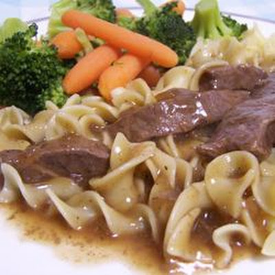 Round Steak Sauerbraten
