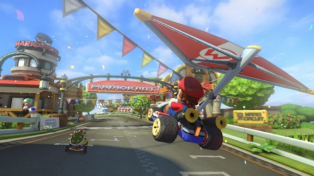 Mario Kart 8 to arrive at the start of the summer