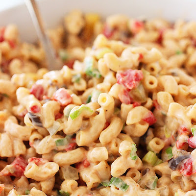 Best-Ever Creamy Macaroni Salad