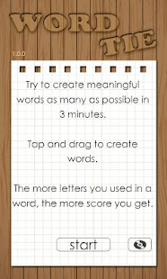 Word Tie - screenshot