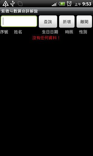 Amoney紫微斗數占卜詳解記錄版