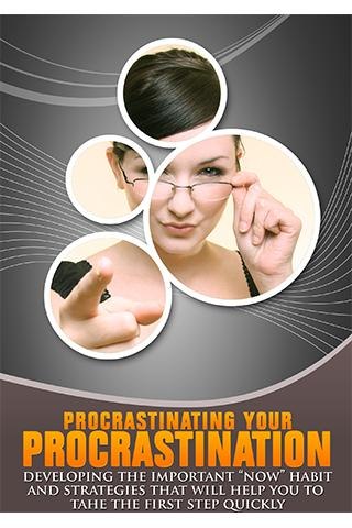Your Procrastination