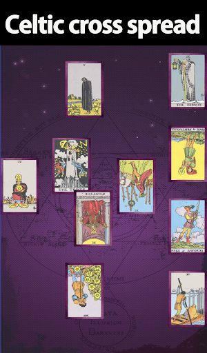 Tarot, Horoscope, Psyche - screenshot