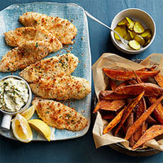 Tilapia & Sweet Potato Chips