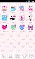Screenshot of SWEET Icon Change *lovelybox*