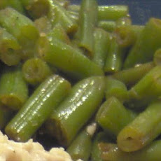 Green Beans from a Can That Don't Taste Like It!