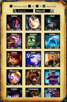 Screenshot of LOL Strategy League of Legends