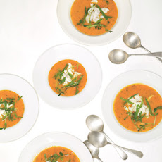 Tomato and Crab Soup
