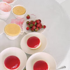 Strawberry Shortcake Jellies
