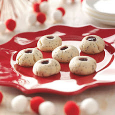 Poppy Seed Thumbprints Recipe