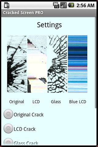 Screen Crack Prank Pro