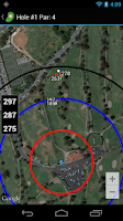Screenshot of Golf Shot Tracker Pro Trial