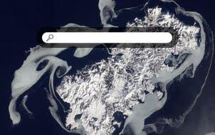 Sea Ice Surrounds Shikotan