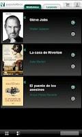 Screenshot of eBooks Popularebooks.com