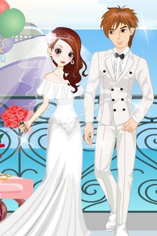 Dream Wedding Dress Up