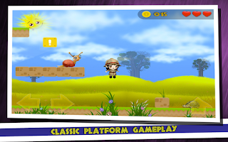Screenshot of Sophia's World: Jump And Run