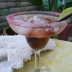 Pama Pomegranate Margarita