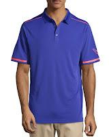 Callaway Solid Polo Shirt, Spectrum Blue - (XXL)