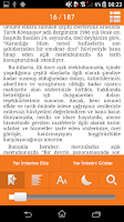 "Screenshot of TTNET Kitap ""Yeni"""