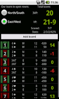 Screenshot of Bridge Calculator Pro