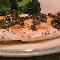 Chicken w/ Lemon- Caper Sauce