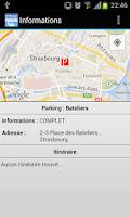 Screenshot of Stras' Parking