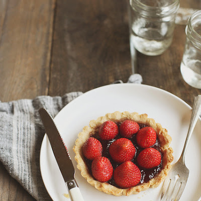 Honey & Jam Tarts
