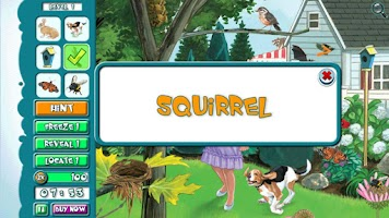 Screenshot of Hidden Jr FREE Habitat Spy