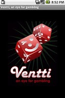 Screenshot of Ventti Casino