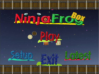 NinjaFrogBox - screenshot