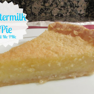 PMc's Buttermilk Pie / Call Me PMc