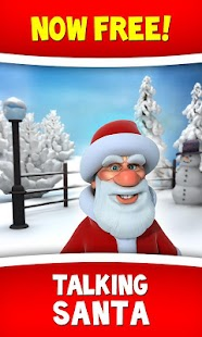 Free Download Talking Santa APK for Samsung