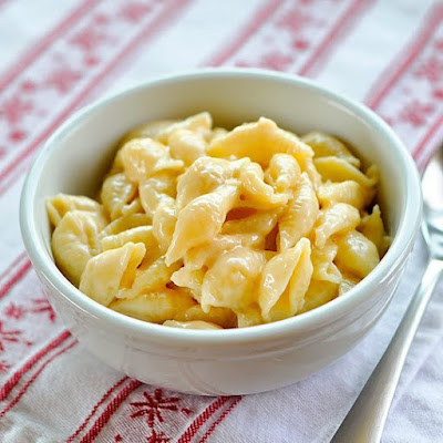 Creamy No-Roux Stove Top Macaroni and Cheese