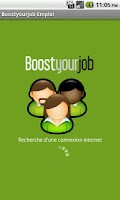 Screenshot of Boostyourjob Emploi