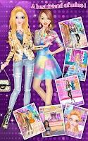 Screenshot of Fashion Salon