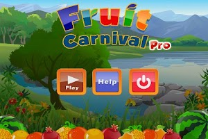 Screenshot of Fruit Carnival Pro