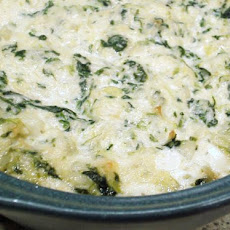 My Hot Spinach and Artichoke Dip