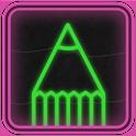 Neon Draw icon