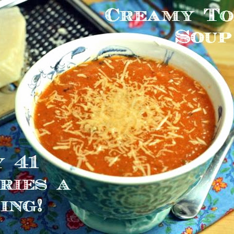 Tom's Tasty Tomato Soup With Brown Butter Croutons Recipes ...