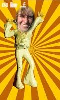 Screenshot of Dancing Wackel Elvis