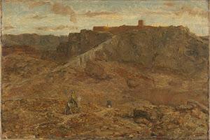 RIJKS: Marius Bauer: painting 1922