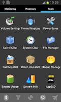 Screenshot of Android Assistant Pro