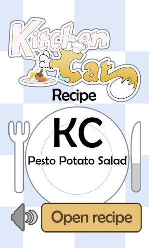 KC Pesto Potato Salad